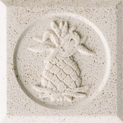 Beach Stone Engineered Cast Stone finish by Pineapple Grove Designs
