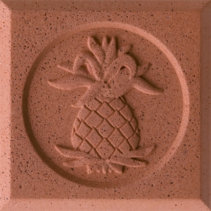 Terra Clay Engineered Cast Stone finish by Pineapple Grove Designs