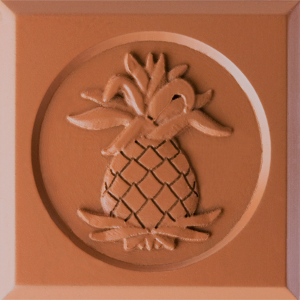 Baked Earth Chroma Painted Finish by Pineapple Grove Designs 2008