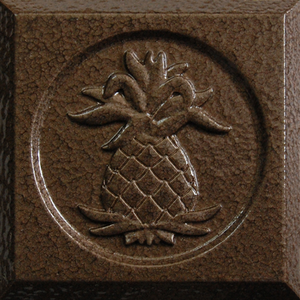 Dark Bronze Metalized Finish by Pineapple Grove Designs 2008