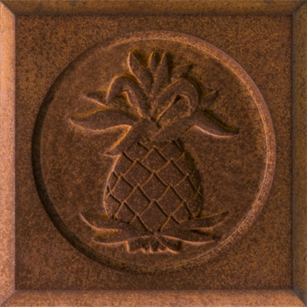 Iron Rust Metalized Finish by Pineapple Grove Designs 2008