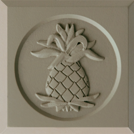 Putty Chroma Painted Finish by Pineapple Grove Designs 2008