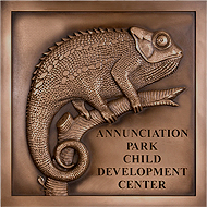 Annunction Park Child Development Center in SculptMetal™