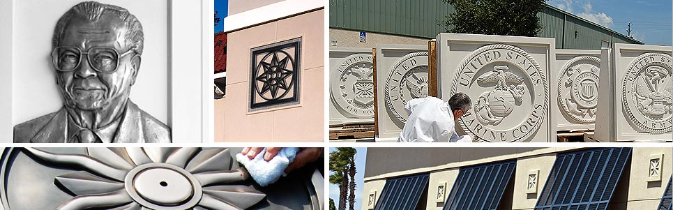 Pineapple Grove Designs SculptStone™ 7amp; SculptMetal™ Products